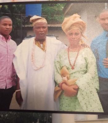 Impavid With Sagacious Character: Fidipote Family Remembers Omooba Tajudeen Ramon Olugbile 5years After