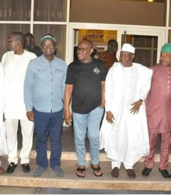 """Update: PDP Leadership Crisis,We""""ll Resolve It Soon – Governors"""
