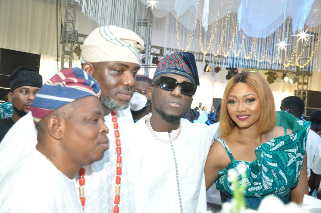 Touch Of Class As Abisoye Fagade Buries Mum In Ibadan