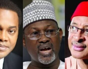 New Mega Party Breaking: Top Politicians Set To Unveil New Party Against APC, PDP In October 1st