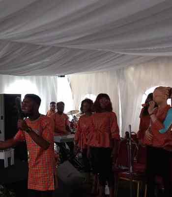Bisi Olatilo's Inlaw, Apostle Fasipe Celebrates Birthday With Colloquium To Profer Solution To Crisis In Nigeria