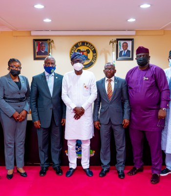 Rated High: Town Planners Rank Lagos As Most Planned State Under Sanwo-Olu