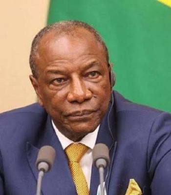 Just-In: Military Seizes Power From President Alpha Conde In Guinea