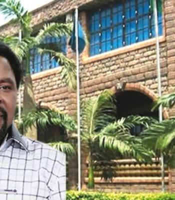 Synagogue: EFCC Invites Disciples For Alleged Looting T.B Joshua's Vault