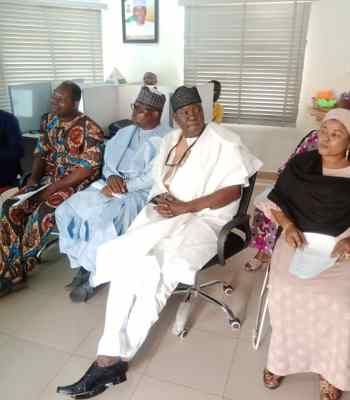 KWASSIP: The newly appointed Committee pays familiarisation visit
