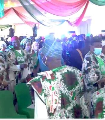 2023: Sanwo-Olu Flagged Off Southwest Agenda In Support Of Tinubu (SWAGA '23)