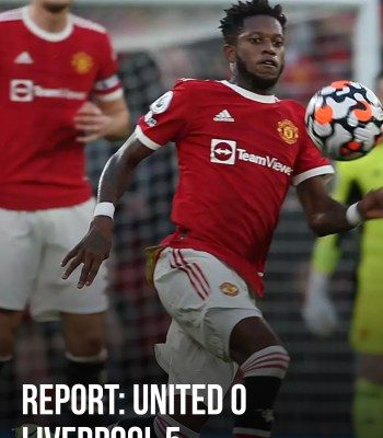 5 – 0: Man. Utd Suffers A Painful Premier League Defeat At Old Trafford To Liverpool