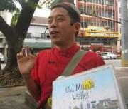 Ivan Man Dy of Old Manila Walks