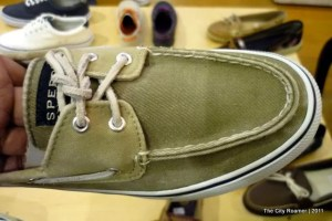 Sperrys Top Siders - Canvass