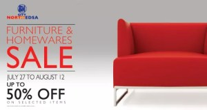 SM City North Edsa Interior Zone Sale