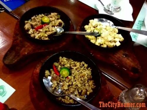Sisig - All Filipino Buffet at Cabalen TriNoMa