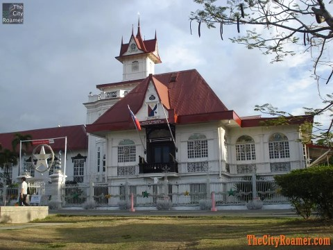 The Aguinaldo Shrine