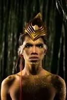 JOVANNI CADAG as Sarimao on IBALONG
