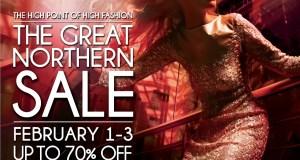 The Great Northern Sale - SM North Edsa - Feb 1-3
