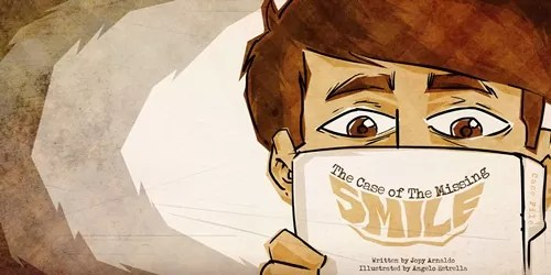 Case of the Missing Smile