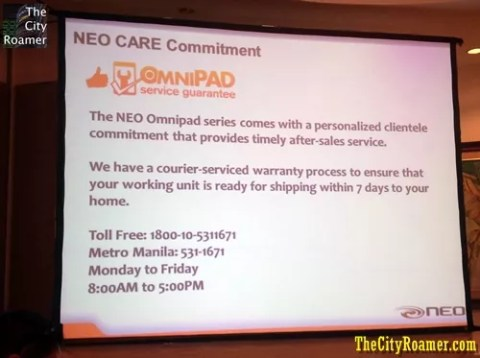 Neo Care Commiment