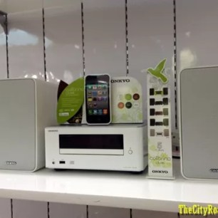 Onkyo Colibrino Music System at Pismo Digital Lifestyle