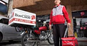 BonChon Chicken Delivery Service
