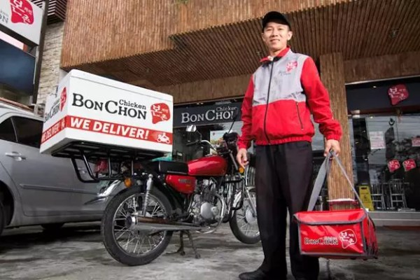 BonChon Chicken Delivery Service