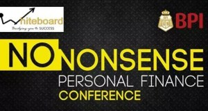 No Nonsense Personal Finance Conference