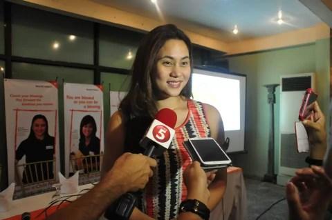 Cristalle Belo-Henares for World Vision Celebrities for Children