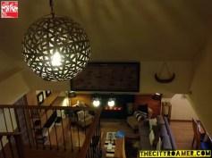 Lighting Fixtures of the Presidential Suite of Azalea Residences Baguio