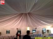 A setup at Azalea Residences Baguio Function Room