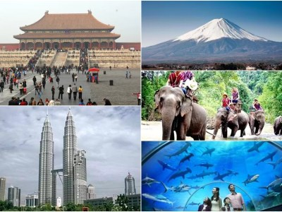 5 Top Destinations for Filipinos