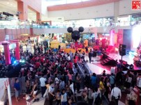 SM City Fairview Christmas Launch at the Atrium