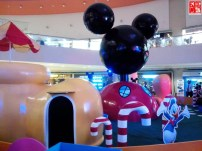 Mickey Mouse Houseclub Playground at SM Fairview