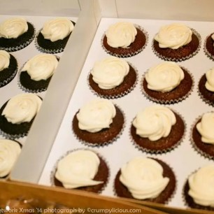 Chocolate and Red Velvet Cupcakes - Sweet Treats by Aci Girl