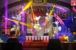 Dancers at Giordano Circus