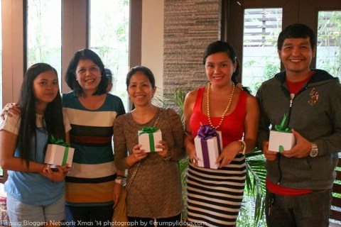 Raffle Winners - Prizes Courtesy of Breville Phils