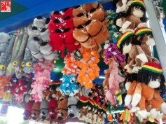 Game Booth Stuff Toys Prizes at Sky Ranch Pampanga