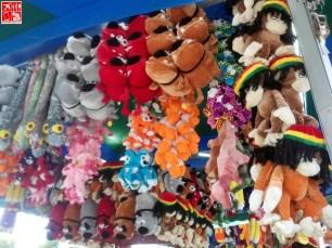Game Booth Stuff Toys Prizes at Sky Ranch Pampanga