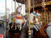 Carousel horse ride at Sky Ranch Pampanga
