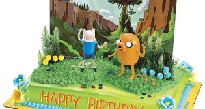 Goldilocks Adventure Time Cake