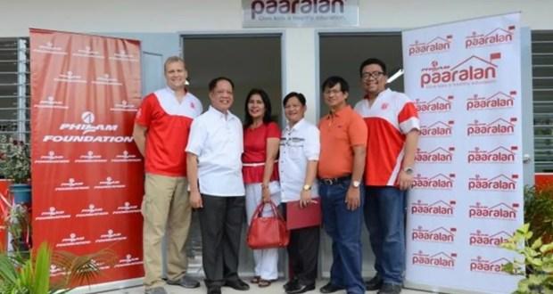 Philam Paaralan Classrooms Built to Honor War Veterans