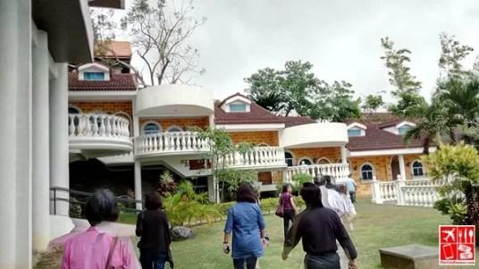 Touring Estancia Resort Hotel Tagaytay