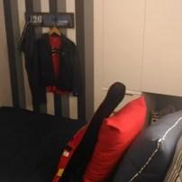 A peek of the boy's room at the Avida Towers Turf BGC showroom