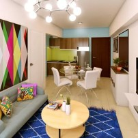 Avida Towers Turf BGC 1BR Unit