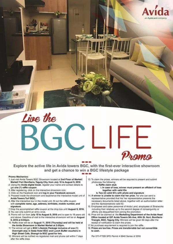 Live the BGC Life