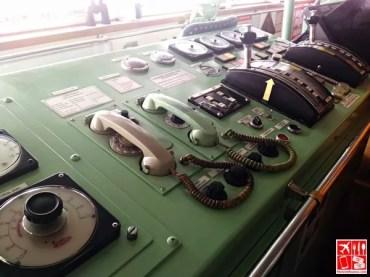 Navigation and Communication equipment of 2Go Travel M/V Saint Ignatius of Loyola