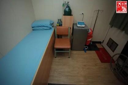 The Clinic of M/V Saint Ignatius of Loyola
