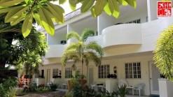2-Storey structures of Casa Pilar Beach Resort
