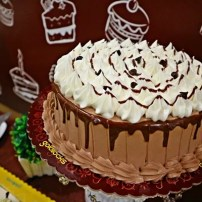 Chocolate Mousse at Goldilocks National Cake Day