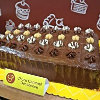 Choco Caramel Decadence at Goldilocks National Cake Day