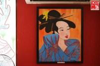 Japanese Lady By Samantha
