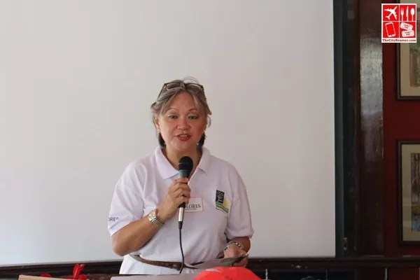 Center for Possibilities Foundation Founder Dolores F. Cheng