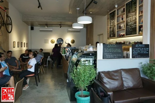 Inside The Daily Beans Antipolo